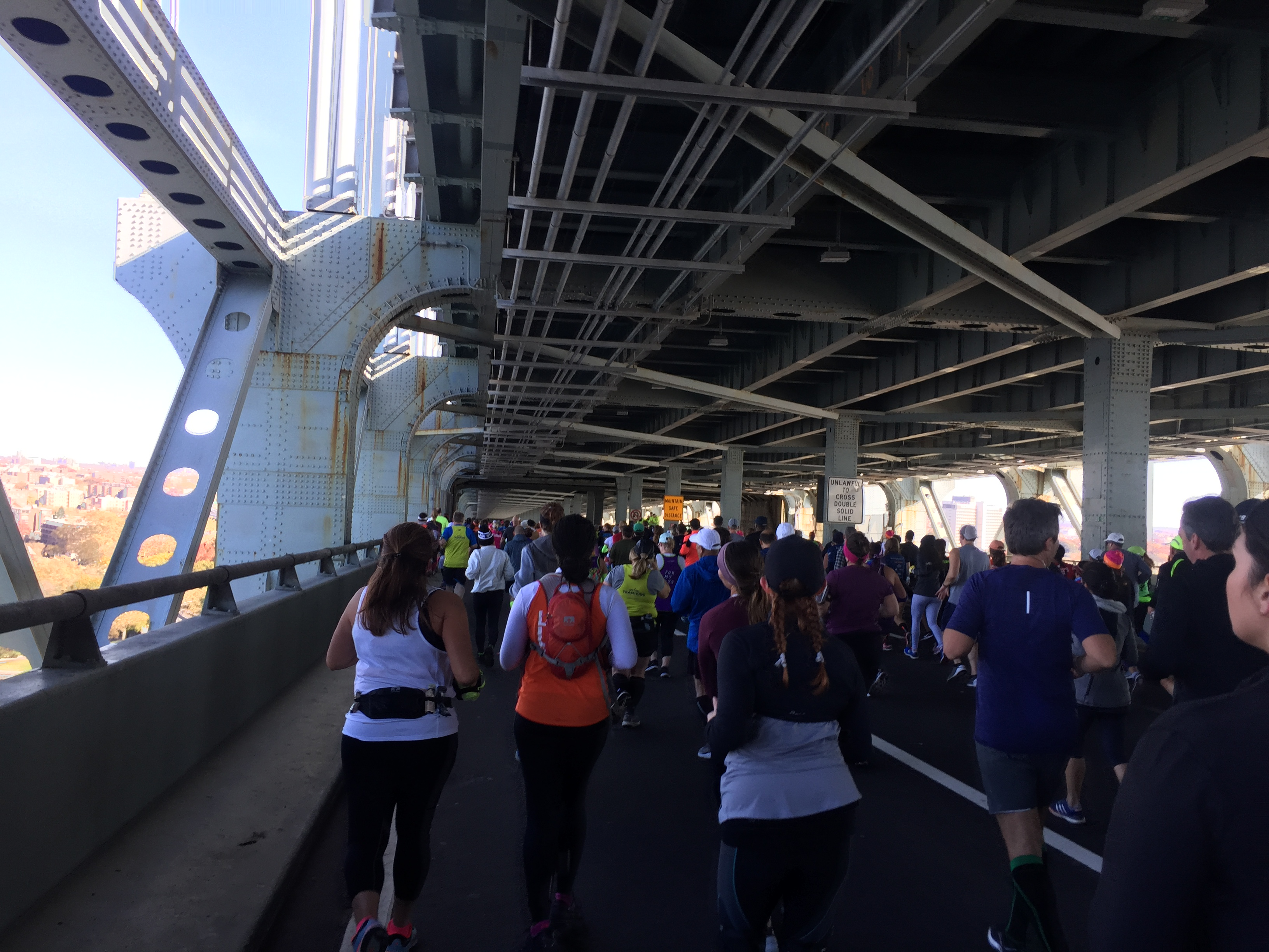 Race Report: 2018 New York City Marathon | The Sarah Challenge